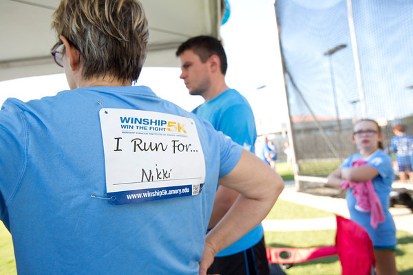 I Run For Nikki